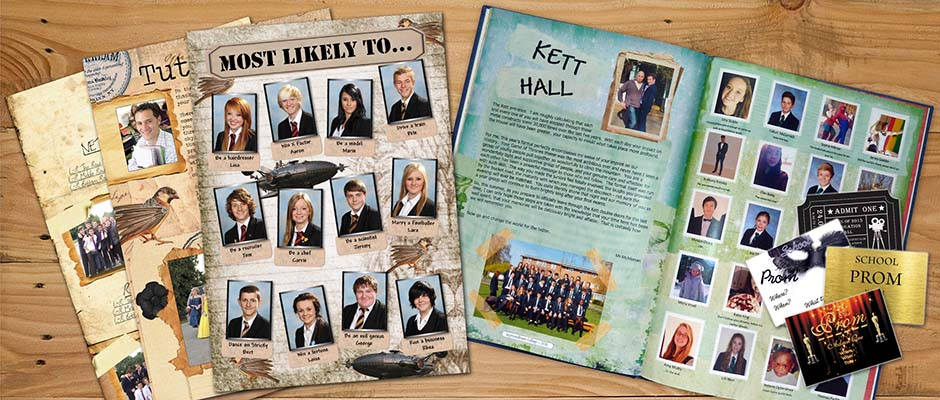 Secondary School Yearbooks 2019