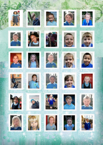 Year 6 sample yearbook page y6-p10
