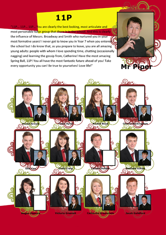 Year 11 yearbook sample pages hardy 39 s yearbooks for Templates for yearbook pages