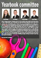 Sample year book page 39
