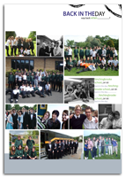 Sample year book page 17